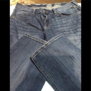 Mens rock & republic straight jeans 36x30